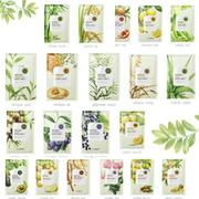 韓國the SAEM Natural 美顏面膜-21ml Natural Mask Sheet【辰湘國際】