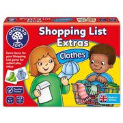 【Orchard Toys】幼兒桌遊-衣物採購樂(Shopping List Extras- Clothes)