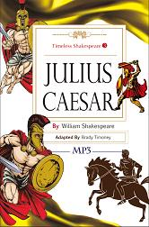 Timeless Shakespeare(3):Julius Caesar(25K彩色+1MP3)