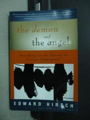 【書寶二手書T9/原文小說_NON】The demon and the angel_Edward hirsch