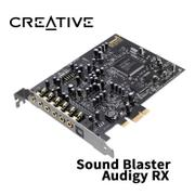 Creative 創巨 創新未來 Sound Blaster Audigy RX PCI-E 音效卡