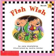 Phonics Readers Book 35: Fish Wish