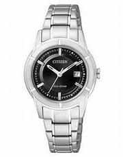 CITIZEN FE1030-50E Eco-Drive METAL錶環光動能時尚女錶