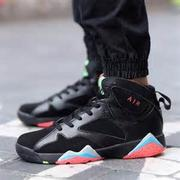 NIKE AIR JORDAN 7 RETRO 30TH AJ BLACK