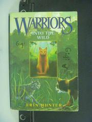 【書寶二手書T4/原文小說_GBI】Into the Wild_Hunter, Erin