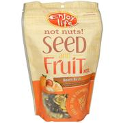 [iHerb] Enjoy Life Foods, Not Nuts! Seed & Fruit Mix, Beach Bash, 6 oz (170 g)