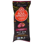 [iHerb] Two Moms in the Raw, Soul Sprout, Nut Bar, Cranberry Crush, 1.5 oz (43 g)
