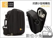 數位小兔【Case Logic QPB-202 抗震相機包】RX100 M3 4 Mark III G7X ZR3500