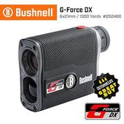 【美國 Bushnell 倍視能】G-Force DX 6x21mm 防水型雷射測距望遠鏡 #202460 (公司貨)