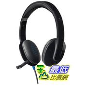 [美國直購 ShopUSA] Logitech 耳麥 USB Headset H540 for PC Calls and Music - Black B0091F8F7A  _TC1