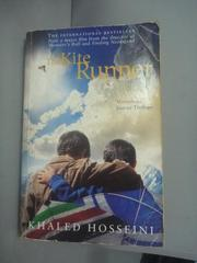 【書寶二手書T6/原文小說_HHB】THE KITE RUNNER _Hosseini, Khaled