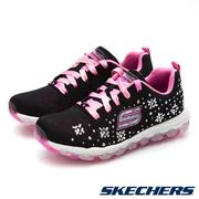 SKECHERS (童) 女童系列 Skech Air Ultra - 80100LBKPK