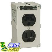 [美國直購] Tripp Lite ISOBLOK2-0 電源插座 Isobar 2 Outlet Surge Protector/Suppressor