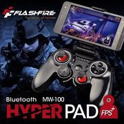 FlashFire BT-7000 HYPER PAD 智慧藍芽遊戲手把Android/PC XINPUT/Android Smart TV