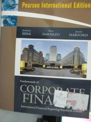 【書寶二手書T2/大學商學_YIV】Fundamentals of Corporate Finance_peter de