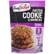 [iHerb] FlapJacked, Protein Cookie and Baking Mix, Oatmeal, 9 oz (255 g)