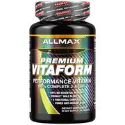 [iHerb] ALLMAX Nutrition, Premium Vitaform, Performance MultiVitamin, 30-Day Men's MultiVitamin, 60 Tablets