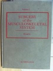 【書寶二手書T5/大學理工醫_WFR】Surgery of the Musculoskeletal System_198