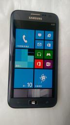 三星 SAMSUNG ATIV S GT- i8750 Windows Phone 8 4.8吋手機