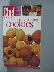 【書寶二手書T1/餐飲_MKX】Craving Cookies_Trident Press International