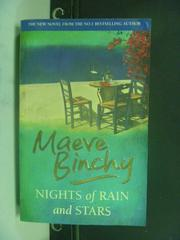 【書寶二手書T5/原文小說_NSM】Nights of Rain and Stars_Maeve