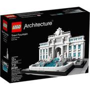 【ToyDreams】LEGO樂高 Architecture 建築系列 特萊維噴泉 Trevi Fountain 絕版