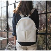 ithinkso- DAY BACKPACK 萬用後背包_White