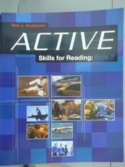 【書寶二手書T4/語言學習_QNZ】Active Skills for Reading: Book 2_Neil J.A