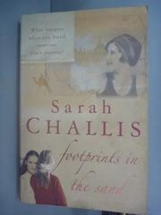 【書寶二手書T6/原文小說_YGN】Footprints in the Sand_Sarah Challis