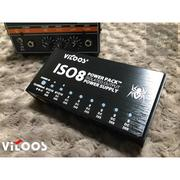 【K.C Guitar Studio】新款 Vitoos ISO8  ISOLATED Power Supply