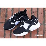Kiitos Nike air Huarache City Low 武士鞋 黑白 女鞋 AH6804-600