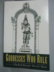 【書寶二手書T6/宗教_YBD】Goddesses Who Rule_Moon, Beverly Ann
