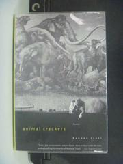 【書寶二手書T9/原文小說_KDY】Animal Crackers_Hannah Tinti, Hannah Tinti