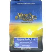 [iHerb] Mt. Whitney Coffee Roasters, Columbia Excelso Decaf, Ground Coffee, 12 oz (340 g)