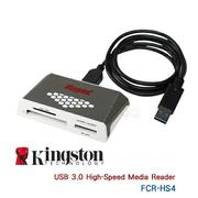 Kingston   FCR-HS4 USB 3.0 High-Speed Media Reader 高速讀卡機 二年保固  (免運費)