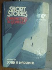 【書寶二手書T9/原文小說_ODT】Short Stories Characters in Conflict