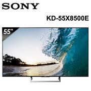 SONY 55吋4K高畫質Android液晶電視 KD-55X8500E