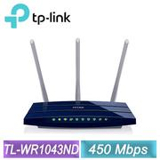 TP-LINK TL-WR1043ND V2 Gigabit 路由器-3C電腦週邊-myfone購物