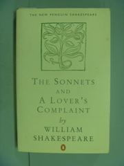 【書寶二手書T7/原文小說_NHD】Sonnets And A Lovers Complaint_William Sha