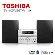 TOSHIBA日本東芝 DVD/MP3/USB/藍芽床頭音響 TY-ASW86TW
