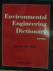 【書寶二手書T7/大學理工醫_YIB】Environmental Engineering Dictionary_2/e