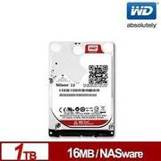 WD Red 2.5吋 1T S-ATA HDD 5400R 9.5mm WD10JFCX(新品特價)-庫存清倉