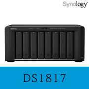 Synology 群暉科技 DiskStation DS1817 8Bay NAS 網路儲存伺服器