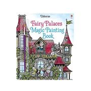 Usborne - 沾水著色書-Fairy Palaces