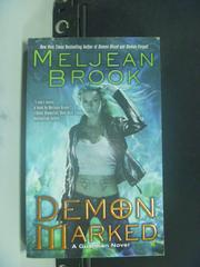【書寶二手書T9/原文小說_GRX】Demon Marked_ Meljean Brook