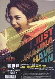 TEAM H(張根碩 X BIG BROTHER)I JUST WANNA HAVE FUN(台灣版雙FUN面大型精裝書