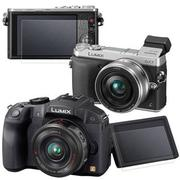 Kamera 高透光保護貼 for Panasonic G6/GM1/GX7