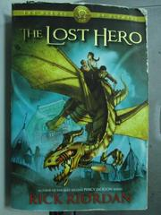 【書寶二手書T2/原文小說_HFF】Heroes of Olympus, The, Book One: Lost Her