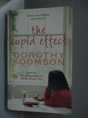 【書寶二手書T2/原文書_HCB】The Cupid Effect_Dorothy Koomson
