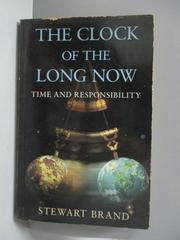 【書寶二手書T9/原文小說_ORA】The Clock of..._Stewart Brand